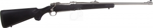 "RUGER KM77RSFP ALL-WEATHER 243 WIN 22"" + MIRE"