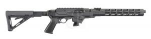 "RUGER SEMIA PC-CARBINE 9 LUGER 16.5"" BLACK(.)"