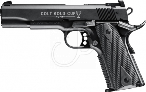 WALTHER SEMIAUTO COLT 1911 22LR GOLD CUP 12C