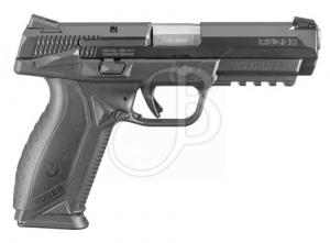 "RUGER SEMIAUTO AMERICAN 4.5"" CAL.45ACP 10C+1C"